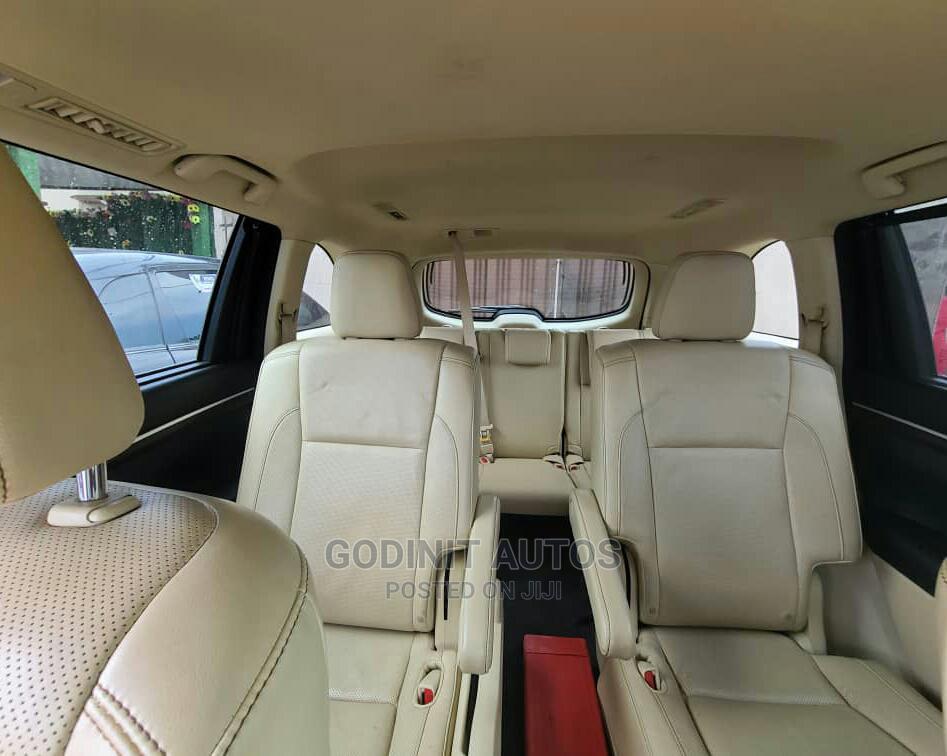 Toyota Highlander 2015 White   Cars for sale in Ikeja, Lagos State, Nigeria