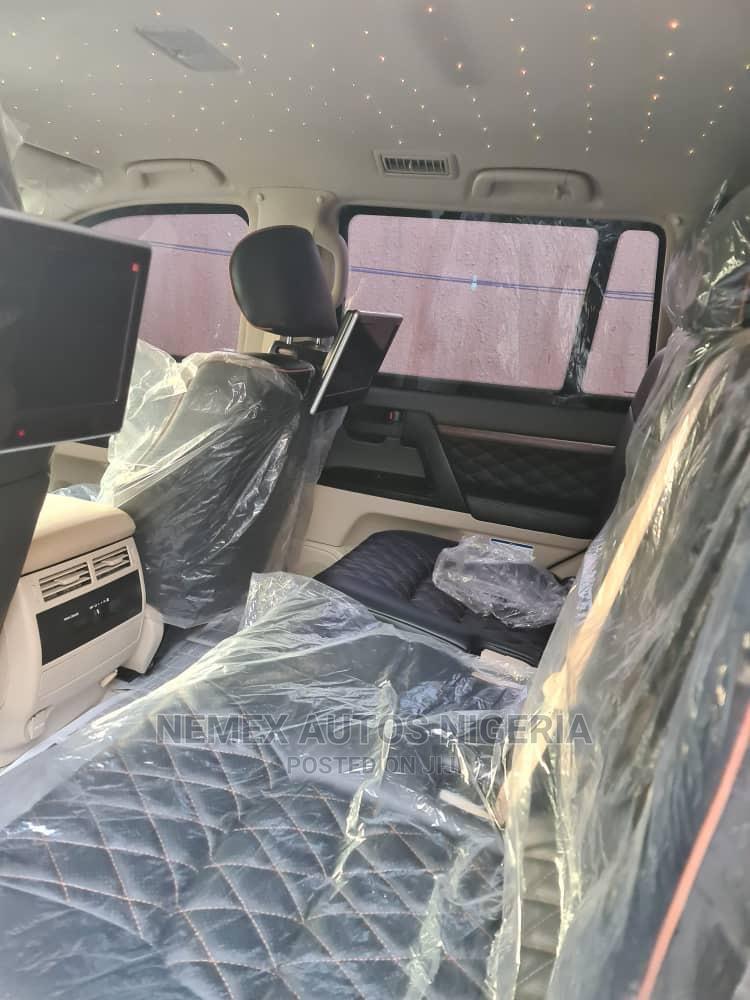 New Toyota Land Cruiser 2020 5.7 V8 VXR Black | Cars for sale in Ajah, Lagos State, Nigeria