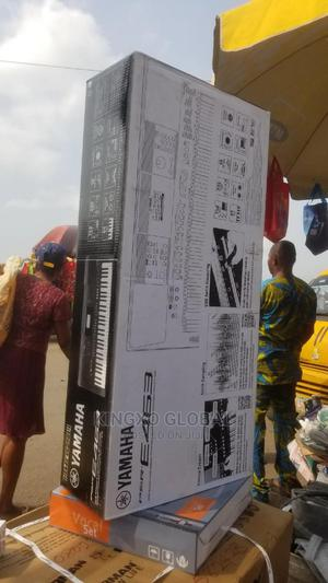 Yamaha Keyboard PSR- E463 With ORIGINAL Adaptor | Musical Instruments & Gear for sale in Lagos State, Ojo