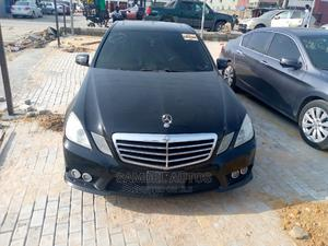 Mercedes-Benz E350 2010 Black   Cars for sale in Lagos State, Ajah