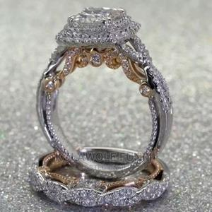 Sterling Bridal Ring Set | Wedding Wear & Accessories for sale in Oyo State, Ibadan