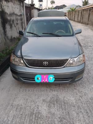 Toyota Avalon 2001 XLS Buckets Green   Cars for sale in Rivers State, Obio-Akpor