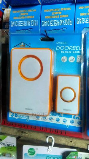 Wireless Doorbell With Remote 36 Ringing Selection Original | Home Appliances for sale in Lagos State, Lagos Island (Eko)