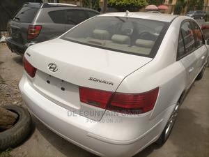 Hyundai Sonata 2010 White | Cars for sale in Lagos State, Ikeja