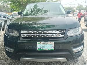 Land Rover Range Rover Sport 2015 Green   Cars for sale in Abuja (FCT) State, Gudu