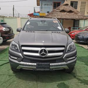 Mercedes-Benz GL Class 2014 Gray | Cars for sale in Lagos State, Ilupeju