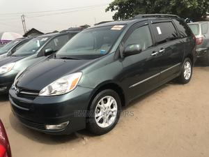 Toyota Sienna 2006 XLE Limited AWD Green   Cars for sale in Lagos State, Apapa