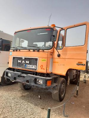Used Man Diesel With Auxiliary 2003   Trucks & Trailers for sale in Abuja (FCT) State, Gwarinpa