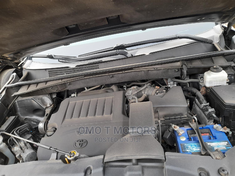 Toyota Highlander 2014 Black   Cars for sale in Ikeja, Lagos State, Nigeria