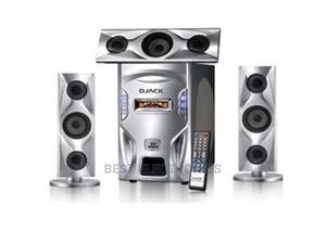 Djack DJ F3L Heavy Duty Bluetooth Home Theatre System | Audio & Music Equipment for sale in Abuja (FCT) State, Gaduwa