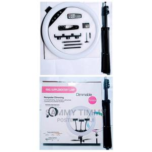 18 Inches Ring Light+ Tripod Stand + Bag + Remote Control | Accessories & Supplies for Electronics for sale in Lagos State, Ikorodu