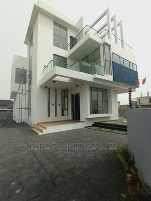 Luxurious 5 Bedroom Duplex With Cinema Pool In A Serene Es   Houses & Apartments For Sale for sale in Lagos State, Lekki