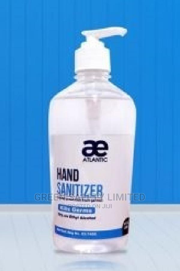 Ae Atlantic 500ml Sanitizer Carton of 12 Pcs