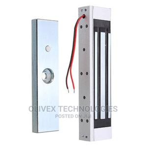 Single Door 12V Electric Magnetic Electric Magnetic Lock | Doors for sale in Abuja (FCT) State, Gwarinpa