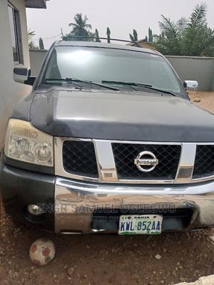 Nissan Armada 2004 Black | Cars for sale in Benue State, Makurdi
