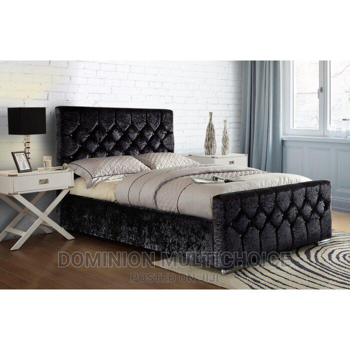 Upholstery Bed 4 1⁄2