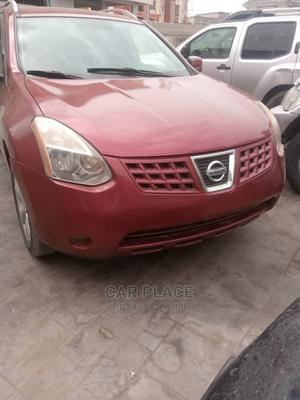 Nissan Rogue 2008 SL 4WD Red   Cars for sale in Lagos State, Lekki