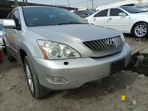 Lexus RX 2009 350 4x4 Silver | Cars for sale in Lagos State, Apapa