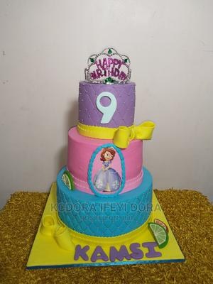 Birthday Cake   Meals & Drinks for sale in Rivers State, Port-Harcourt