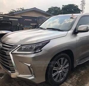 Lexus LX 2017 570 Base Gold | Cars for sale in Lagos State, Amuwo-Odofin