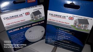 Chloride UK Smoke Detector   Safetywear & Equipment for sale in Lagos State, Gbagada