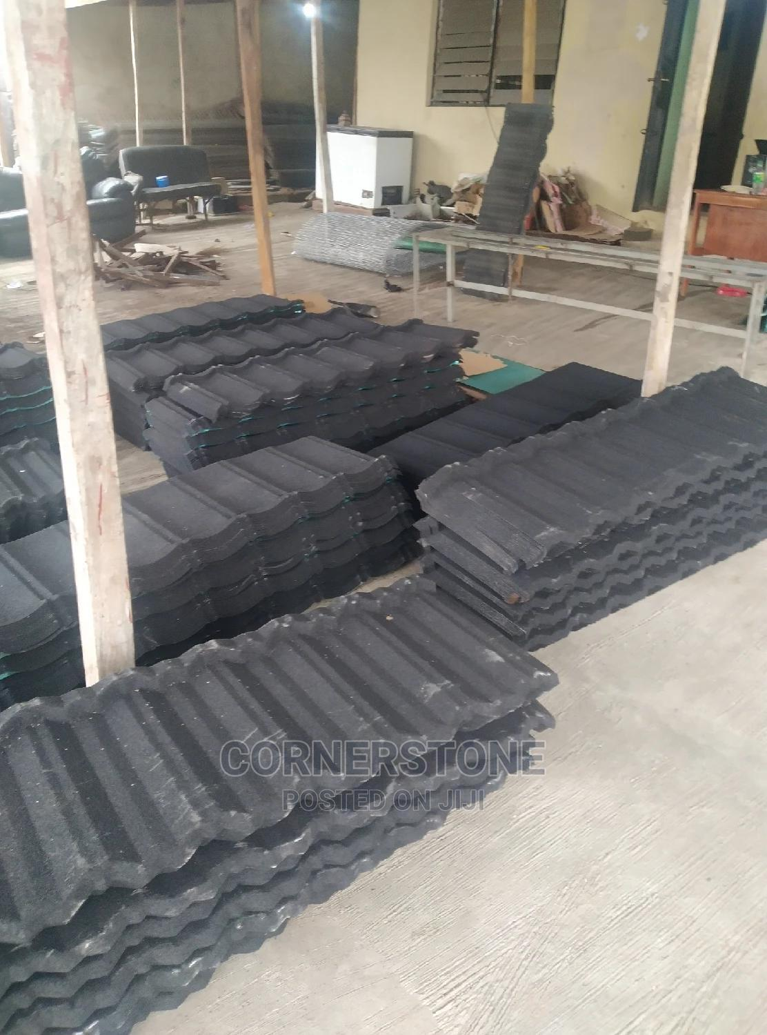 Stone Coated Roofing Tiles | Building Materials for sale in Ibadan, Oyo State, Nigeria