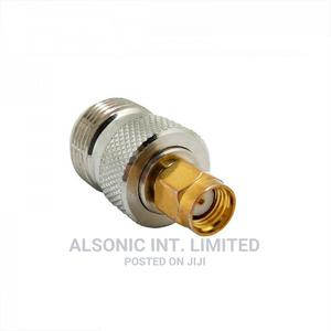 50ohm Rf Coaxial Connector N Female to RP-SMA Rp-Sma Type Ma   Manufacturing Equipment for sale in Abuja (FCT) State, Wuse