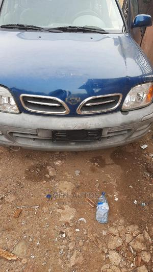 Nissan Micra 2002 Blue | Cars for sale in Oyo State, Ibadan