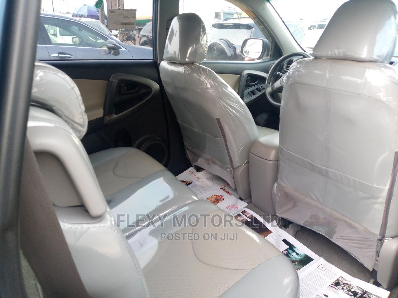 Archive: Toyota RAV4 2010 2.5 Limited 4x4 Blue