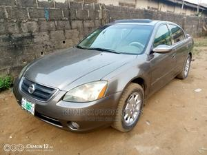 Nissan Altima 2005 2.5 Gray   Cars for sale in Lagos State, Abule Egba