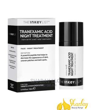 The Inkeylist Tranexamic Acid Night Treatment   Skin Care for sale in Lagos State, Alimosho