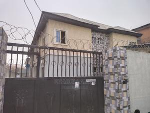Black Of 4 Flat Of 3 Bedroom | Houses & Apartments For Sale for sale in Surulere, Aguda / Surulere
