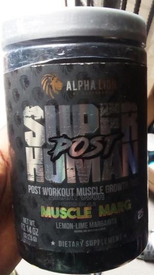 Superhuman Post - Post Workout Muscle Build   Vitamins & Supplements for sale in Lagos State, Ojo