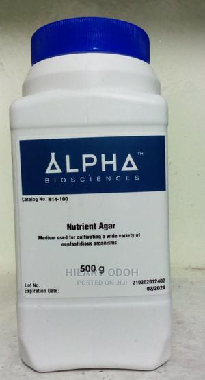 Alpha Biosciences Nutrient Agar (N14-100)   Vitamins & Supplements for sale in Lagos State, Ojo