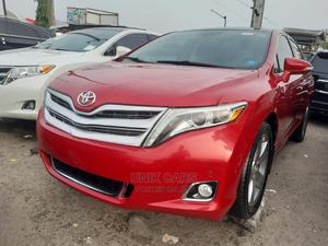 Toyota Venza 2014 Red   Cars for sale in Lagos State, Apapa
