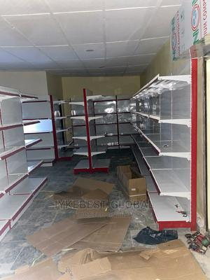 Single and Double Sided Supermarket Shelf | Store Equipment for sale in Abuja (FCT) State, Jabi