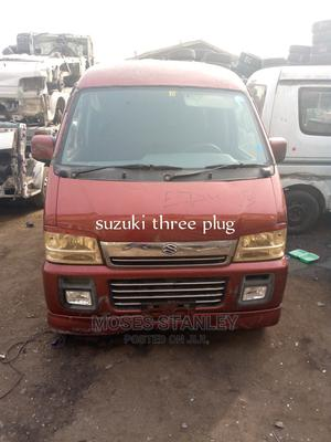 Micro Bus Suzuki Three Plugs   Buses & Microbuses for sale in Lagos State, Mushin