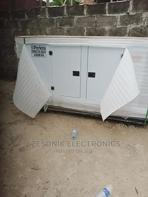 100 KVA Perkins Sound Proof Diesel Generator'   Electrical Equipment for sale in Lagos State, Ojo