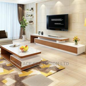 TV Stand With Centre Table | Furniture for sale in Lagos State, Ipaja