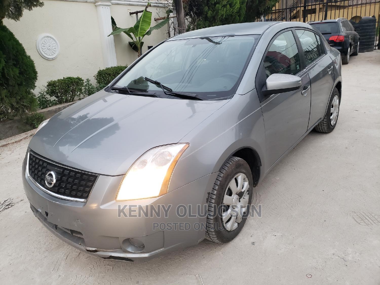 Archive: Nissan Sentra 2008 Gray