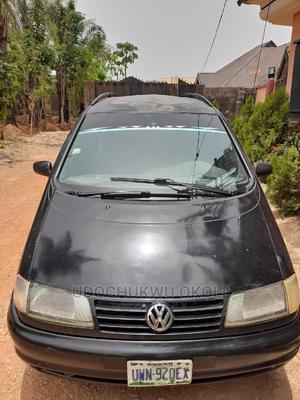 Volkswagen Sharan 2000 Automatic Black | Cars for sale in Enugu State, Enugu