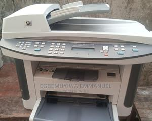 Hp Laserjet M 1522 3in1 Black And White | Printers & Scanners for sale in Lagos State, Surulere