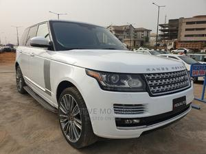 Land Rover Range Rover Vogue 2014 White | Cars for sale in Lagos State, Isolo