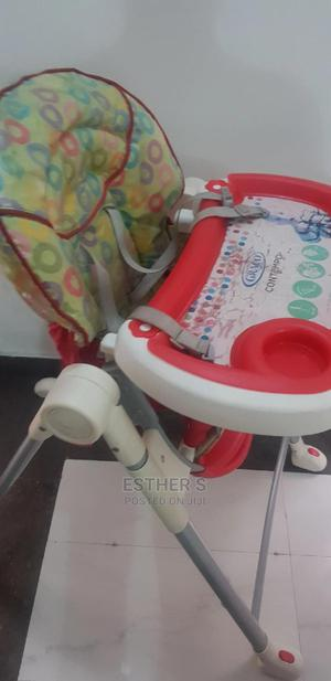 Fairly Used Graco High Chair   Children's Gear & Safety for sale in Rivers State, Port-Harcourt