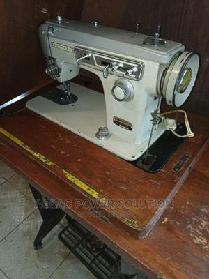 Neatly Used Zig Zag Sewing Machine   Home Appliances for sale in Lagos State, Alimosho