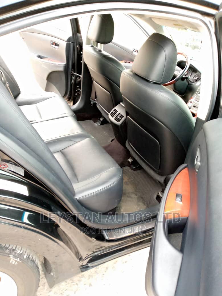 Lexus ES 2008 350 Black   Cars for sale in Ajah, Lagos State, Nigeria