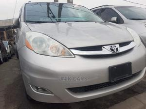 Toyota Sienna 2007 XLE Limited Silver | Cars for sale in Lagos State, Apapa
