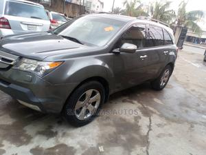 Acura MDX 2008 Gray   Cars for sale in Lagos State, Isolo