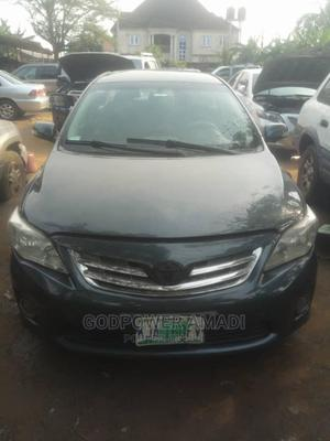 Toyota Corolla 2009 1.8 Advanced Green   Cars for sale in Rivers State, Obio-Akpor