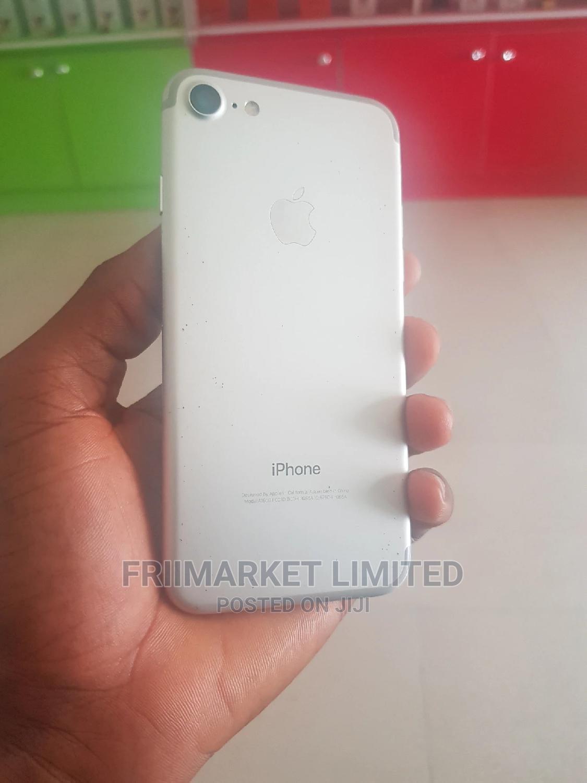 Apple iPhone 7 128 GB Silver | Mobile Phones for sale in Warri, Delta State, Nigeria